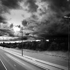 L'autoroute du soleil. by Sime Jadresin