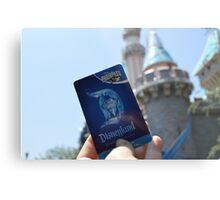 Disneyland 60th Anniversary! Metal Print