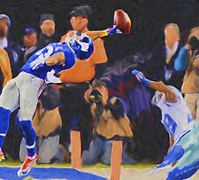 The Catch 2014 OBJ13 by kyddco