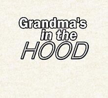 Grandma's in the HOOD Hoodie