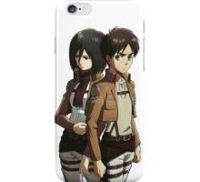 Anime: Shingeki no Kyojin iPhone Case/Skin