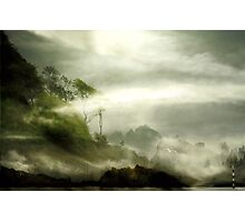 The Journey. Only one possible Arcadia. Photographic Print