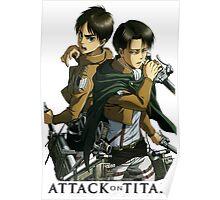 Anime: Shingeki no Kyojin Poster
