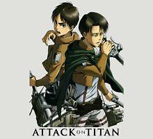 Anime: Shingeki no Kyojin Unisex T-Shirt
