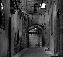 Architectural Paradise (Mono Mdina, Malta) by Edwin  Catania