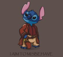 I Aim To Misbehave by pimator24