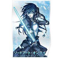 Anime: Sword Art Online II - Kirito Poster