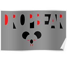 Dropbear - Australia's Deadliest Predator Poster
