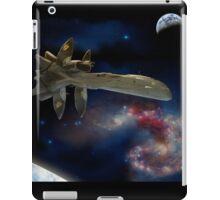 Downjump near the Antennae Galaxies. iPad Case/Skin