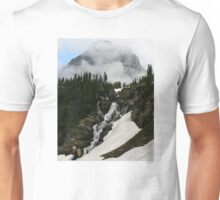 Snow, Clouds and Water Unisex T-Shirt