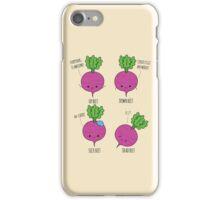 Beet Puns iPhone Case/Skin