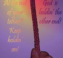 Faith holdin' on! by sarnia2