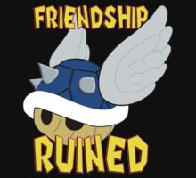 Friendship Ruined Kids Tee