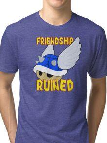 Friendship Ruined Tri-blend T-Shirt