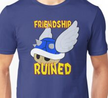 Friendship Ruined Unisex T-Shirt