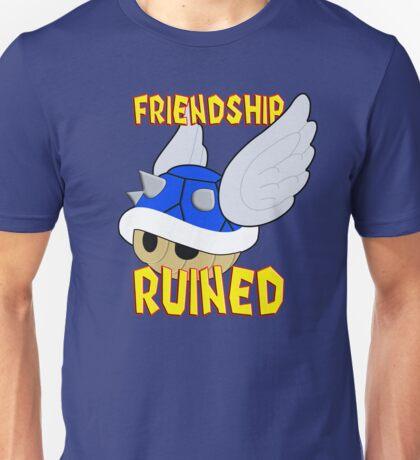 Friendship Ruined Unisex T-Shirt
