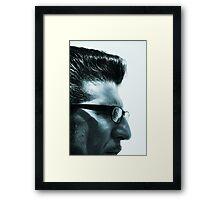 Looking Sharp Framed Print