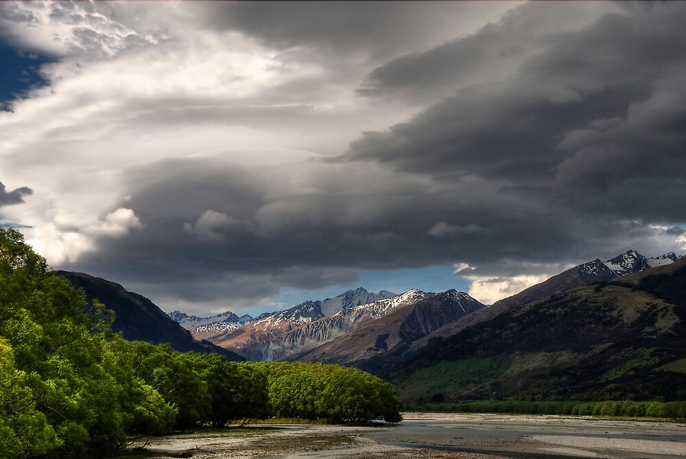 Dart River by Ian Robertson