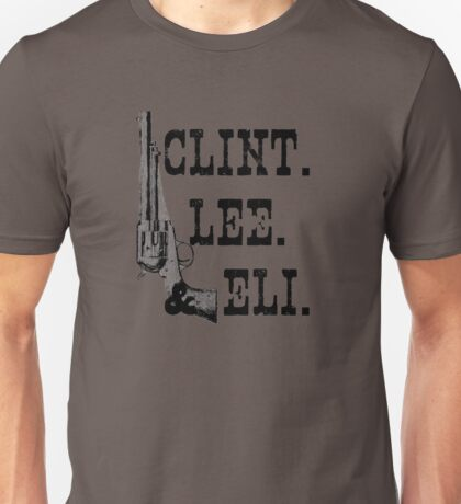 Clint Lee Eli Unisex T-Shirt