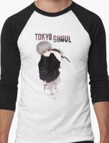 Anime: TOKYO GHOUL - Kaneki Men's Baseball ¾ T-Shirt