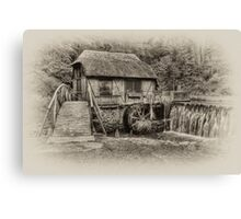 Gomez Mill / Antique  Canvas Print