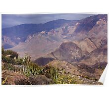 The magnificent Richtersveld, South Africa Poster