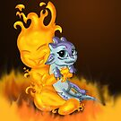 Element: Fuego Baby by treasured-gift
