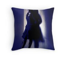 5.6.2010: Gothic Dreams II Throw Pillow