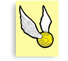 Golden Snitch Canvas Print