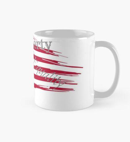 American Values Wavy Flag Mug