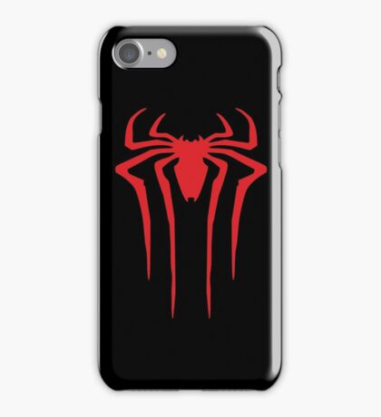 Spider-Man sign iPhone Case/Skin
