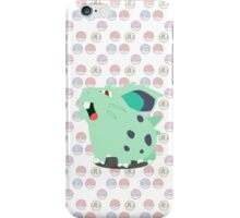 Nidoran (Female) iPhone Case/Skin