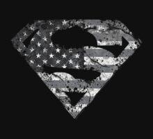 American Superman - Subdued by zingarostudios
