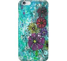 Grungy Garden iPhone Case/Skin