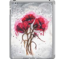 Lisa's Poppies iPad Case/Skin