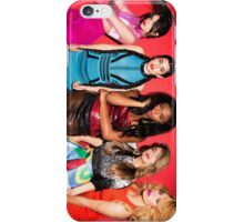 5H Red iPhone Case/Skin