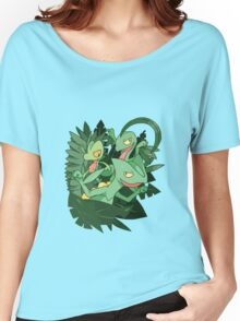 Team Grass Women's Relaxed Fit T-Shirt