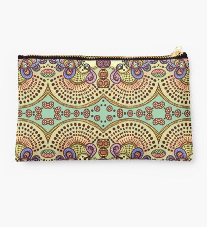 Spring Pastels Studio Pouch
