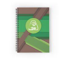 Avatar - Earth Spiral Notebook