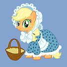 Gramma Applejack Nut by AriesNamarie