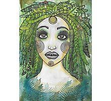Wild Woman Photographic Print