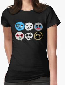 Hollywood Undead Mask Fanmade T-Shirt