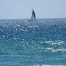 Sailing into the Blue.. by eithnemythen