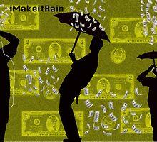 iMake It Rain by Donald Woodard
