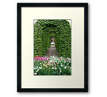 Keukenhof, Holland - X Framed Print
