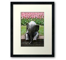 Keukenhof, Holland - XI Framed Print
