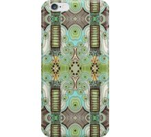 Belle Epoque Pattern iPhone Case/Skin