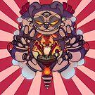 PandaBot by b-inky