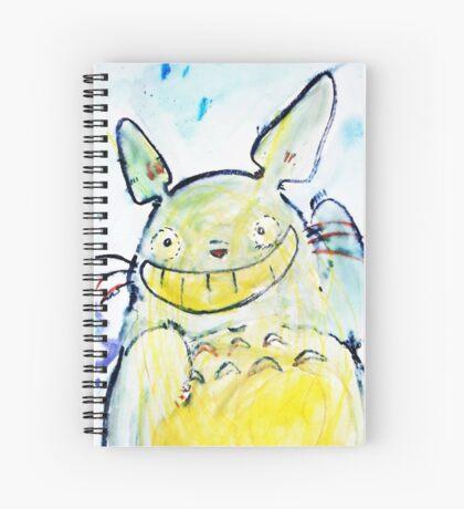 Totoooro Spiral Notebook
