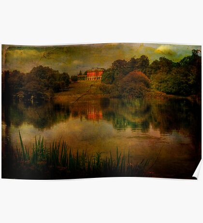 House At Bicton Poster